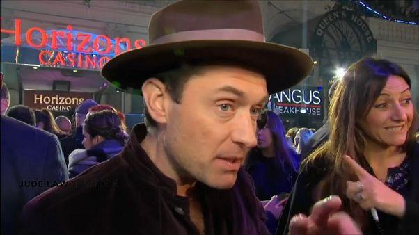 """""""Fantastic Beasts"""" Teil 2 mit Johnny Depp im Kino"""