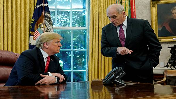 مصادر: نهاية جون كيلي في البيت الأبيض وشيكة بسبب خلافات مع ميلانيا