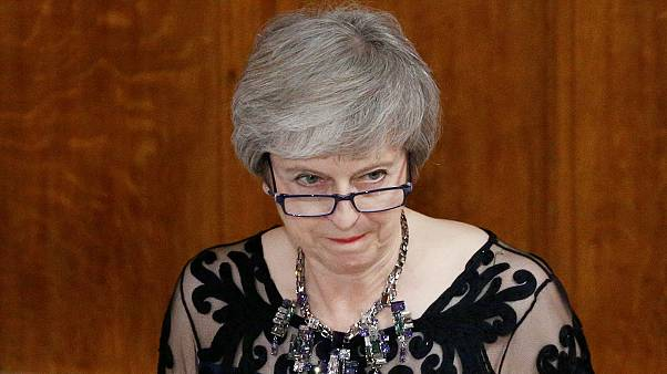 """Theresa May to Parliament: """"We will not rerun the referendum"""""""