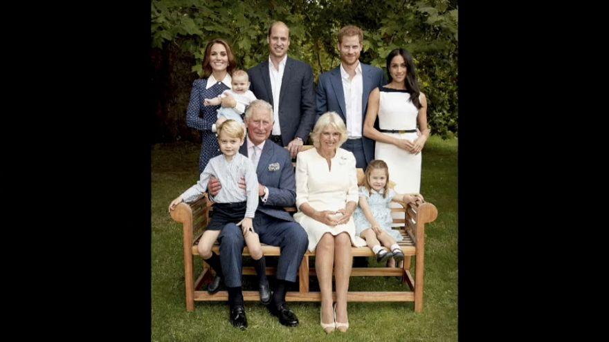 Príncipe Carlos celebra 70 anos