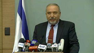 Ministro da Defesa de Israel demite-se
