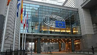 ساختمان پارلمان اروپا در بروکسل