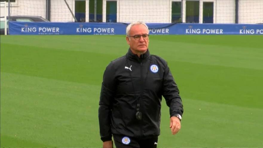 Fulham: Claudio Ranieri presentato a stampa e tifosi