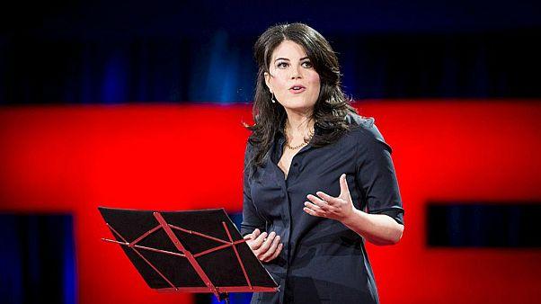 مونیکا لوینسکی: آمادهام بار دیگر از هیلاری کلینتون عذرخواهی کنم