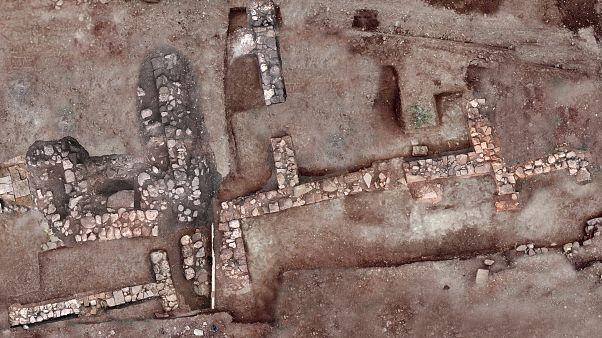 Truva savaşından kurtulanların kurduğu antik Tenea kent bulundu
