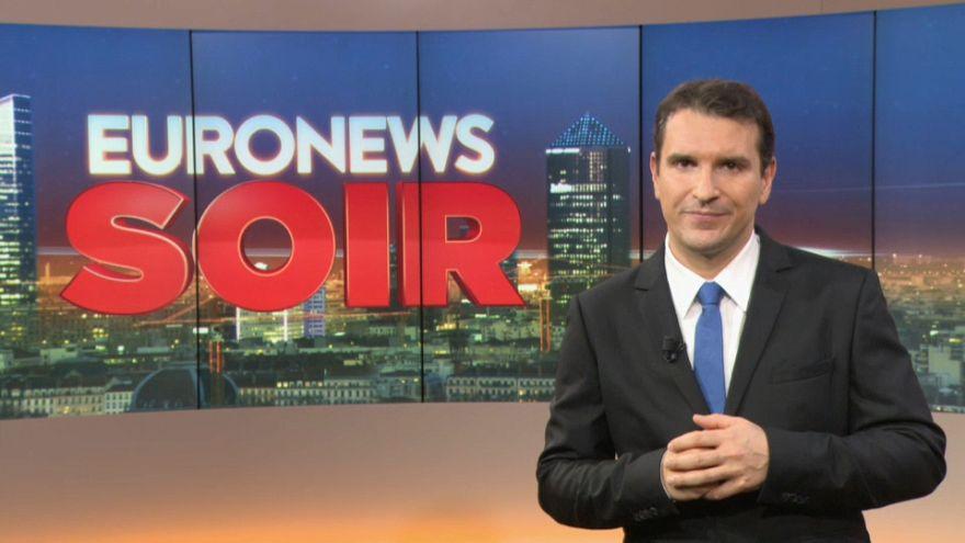 Euronews Soir : l'actualité du 14 novembre