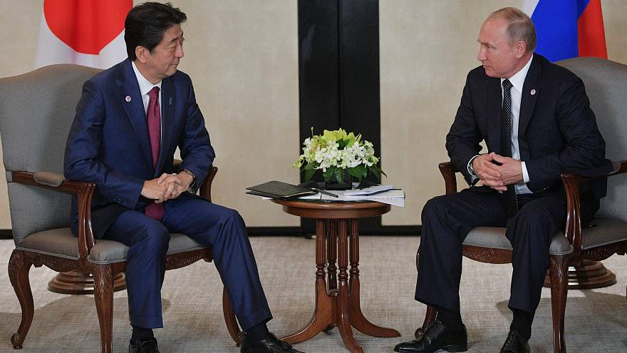 Teknik olarak savaş halindeki Japonya ve Rusya için barış yolu göründü