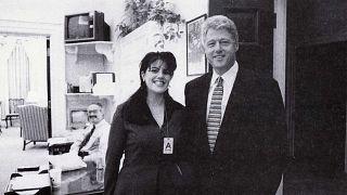 Bill Clinton ve Monica Lewinsky