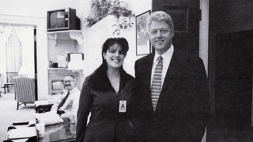 Bill Clinton ve Monica Lewinsky