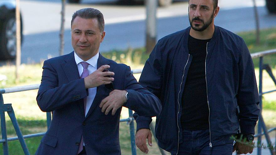 Gruevszki jogszerűen tartózkodik Magyarországon az államtitkár szerint