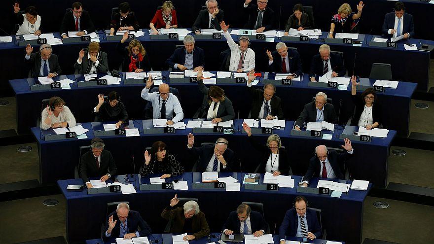 Gruevszki kiadására szólított fel az Európai Parlament