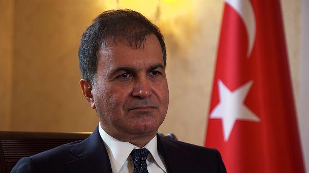 عمر جليك المتحدث باسم حزب العدالة والتنمية الحاكم في تركيا