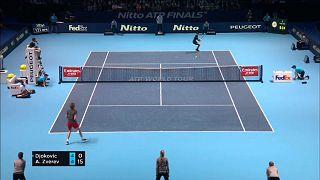 ATP-vb: Djokovics maradt veretlen