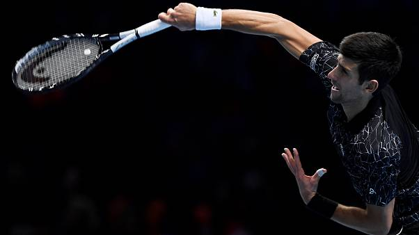 ATP Finals in London : Djokovic schlägt Zverev