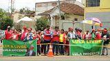 Lula da Silva sai pela primeira vez da prisão