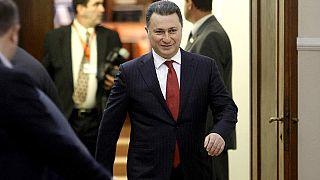 FYR Macedonia's ex-prime minister seeks asylum in Hungary