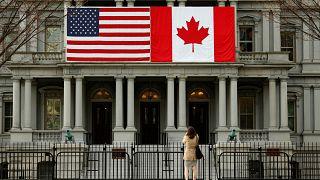 Kanada'ya sığınmak isteyen Amerikan vatandaşlarının sayısı altı kat arttı