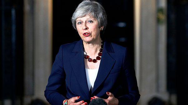 """تيريزا ماي: مشروع اتفاق """"بريكست"""" مع بروكسل أفضل ما كان يمكن التوصل إليه"""