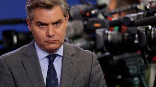 Trump'ı dava eden CNN'e Anayasa hatırlatmalı tepki