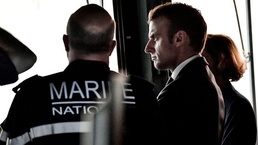 """Emmanuel Macron : être un allié des Etats-Unis, """"pas un vassal"""""""