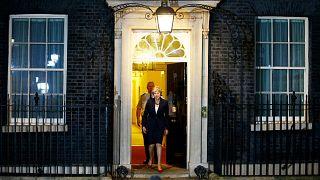 El Gobierno británico respalda el acuerdo sobre el Brexit