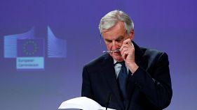"""بروكسل: الموافقة على مسودة الانسحاب خطوة حاسمة لتحقيق """"بريكست"""""""