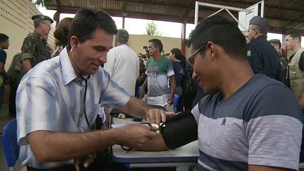 Des milliers de médecins cubains vont quitter le Brésil