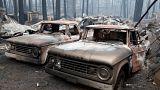 شاهد: حرائق كاليفورنيا تمحو بلدة بارادايس الغنّاء النضرة وتحولها إلى أثر بعد عين