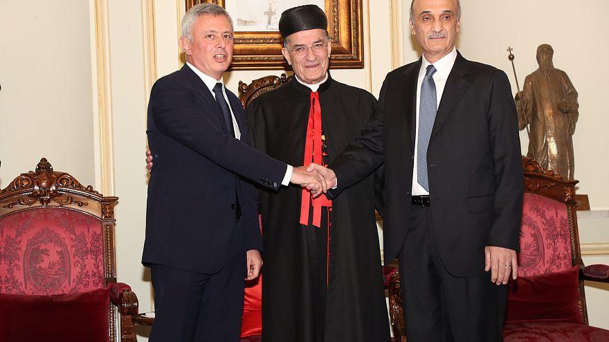 Lübnan'da Hristiyan gruplar arasındaki 40 yıllık düşmanlık sona erdi