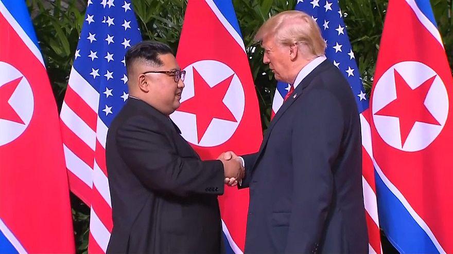 Pence confirma que habrá una nueva cumbre Trump-Kim