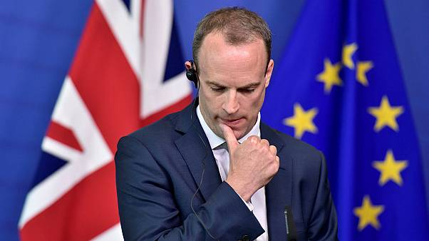 UK Brexit Minister Dominic Raab and others resign over deal
