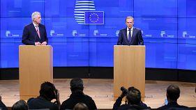 Στις 25 Νοεμβρίου η έκτακτη Σύνοδος Κορυφής για τη συμφωνία του Brexit
