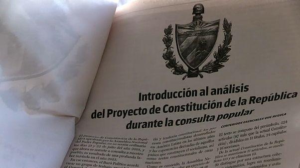 Cuba concluye los debates populares sobre la reforma constitucional