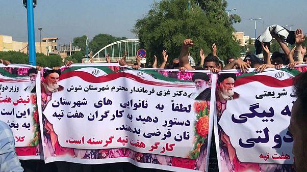 اعتراض در هفت تپه؛ پیشنهاد کارگران اداره شورایی کارخانه است