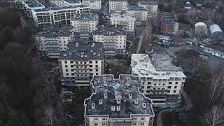 """Обманутые дольщики четыре года ждут квартиры в """"Европе"""""""