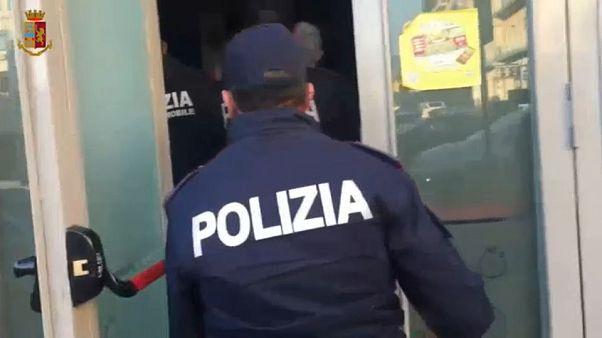 Italie : coup de filet anti-mafia
