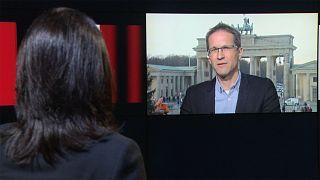 Gerald Knaus: A UE tem de saber lidar com os migrantes