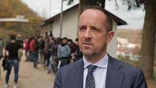 85 Prozent der Migranten an der bosnischen Grenze mit Kroatien sind Wirtschaftsflüchtlinge