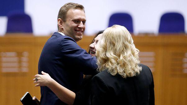 Навальный выиграл дело против России