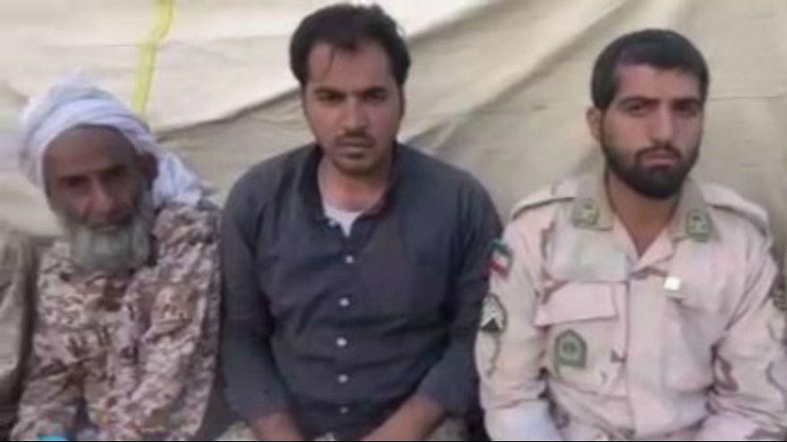 پنج سرباز ربوده شده میرجاوه آزاد شدند