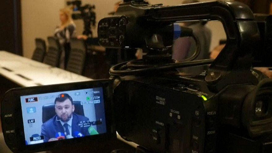 """Donezk soll """"weiter in Richtung Russland integriert"""" werden"""