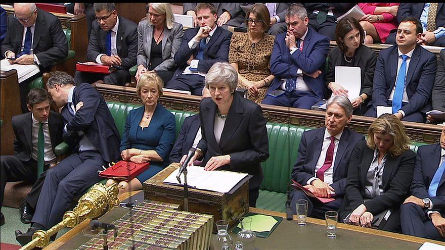"""ماذا لو رفض البرلمان البريطاني اتفاق """"بريكست""""؟"""