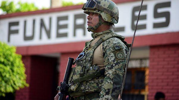 AMLO refuerza la vía militar para pacificar México