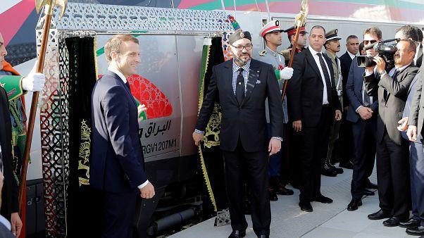 المغرب يدشن أول قطار فائق السرعة في أفريقيا يربط بين طنجة والدار البيضاء