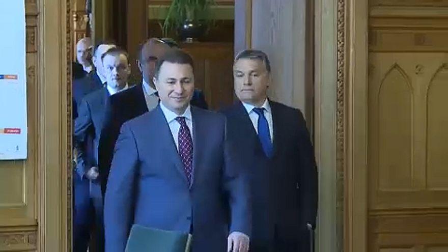 Gulyás: Magyarország nem segített Gruevszkinek elhagyni hazáját