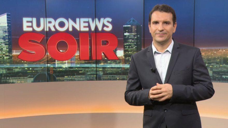Euronews Soir : l'actualité du 15 novembre