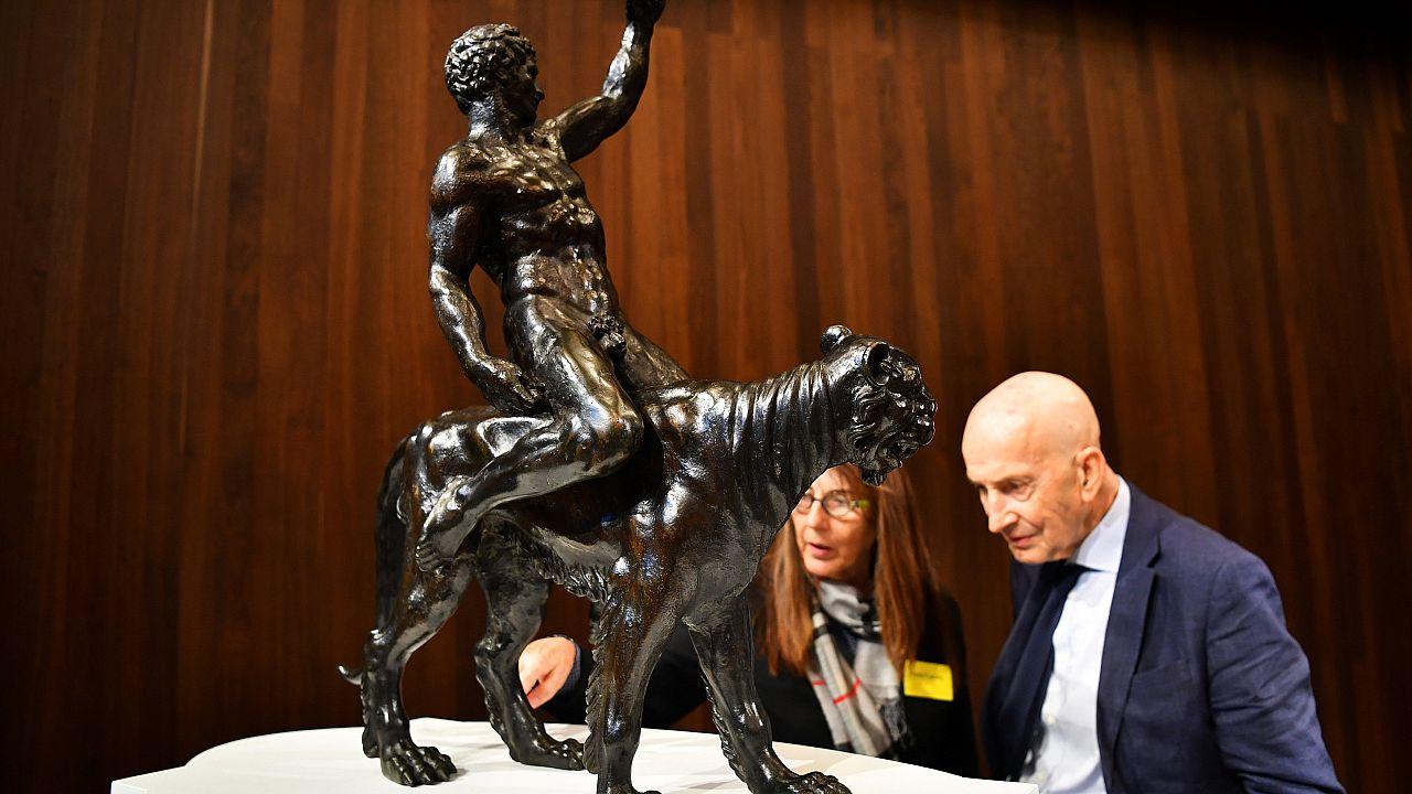 Schamhaar gibt Aufschluss über Michelangelo-Skulpturen