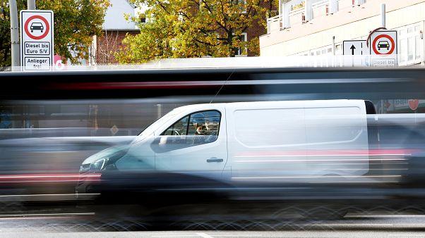 Ab Juli 2019: Diesel-Fahrverbot erstmals auf deutscher Autobahn
