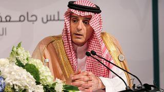 الجبير: هناك حملة مستهدفة من تركيا وقطر على السعودية
