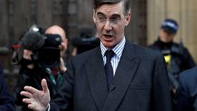 Conservative MP Jacob Rees-Mogg has submitted a letter of no confidence